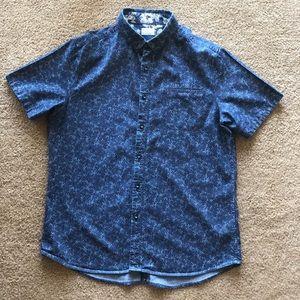7 Diamonds Premium Splattered Print Shirt